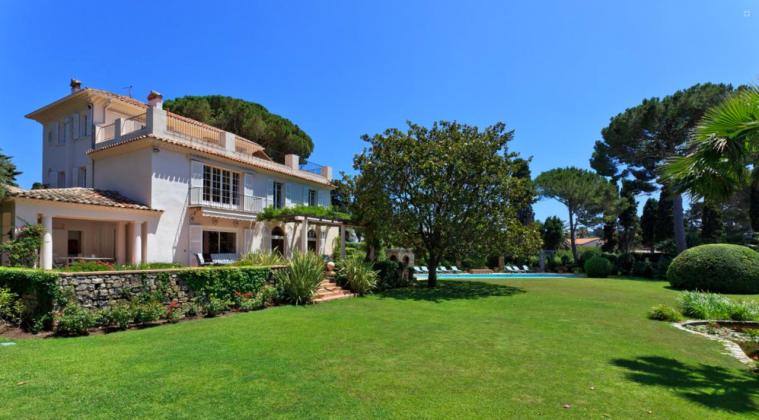Photo n°148637 : location villa luxe, France, ALPCAB 502