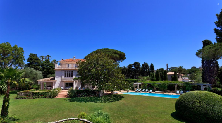 Photo n°148635 : location villa luxe, France, ALPCAB 502