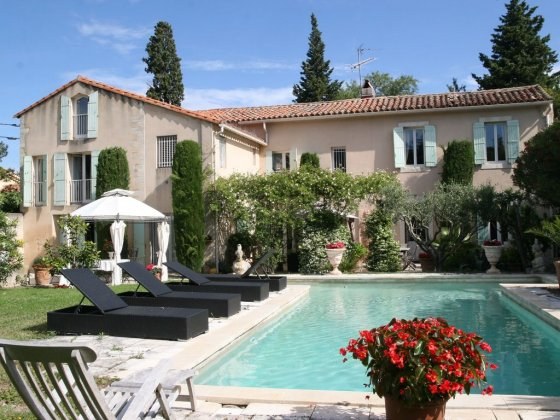 luxury villa rental, France, GARVIL 022