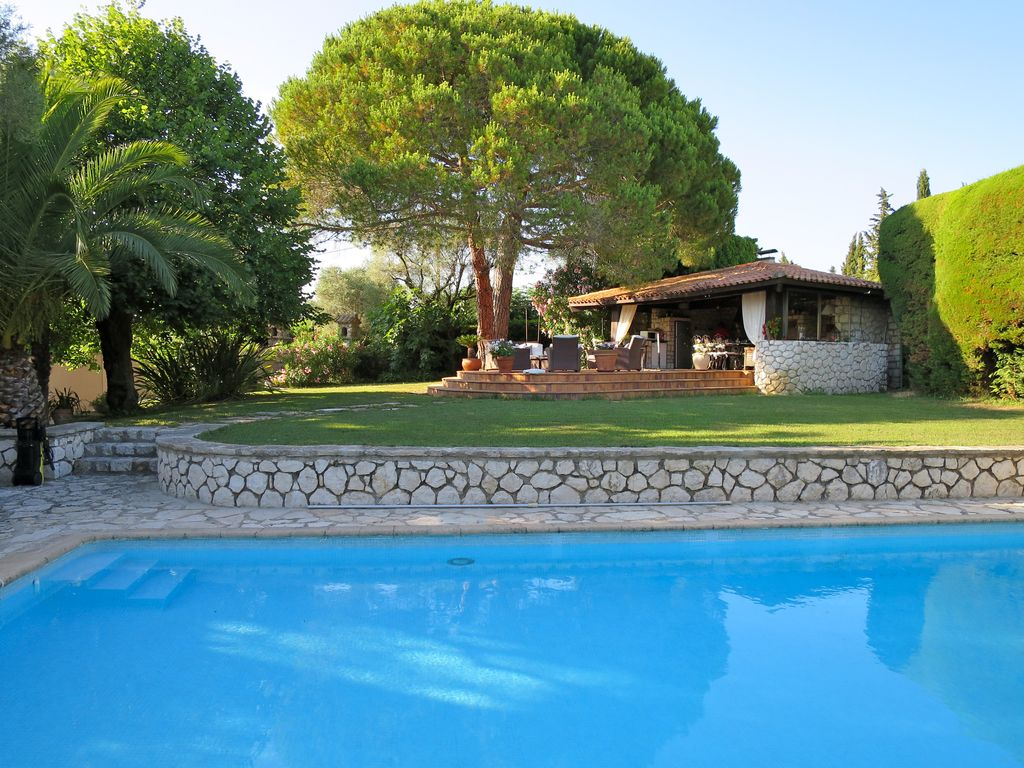 luxury villa rental, France, ALPANT 006