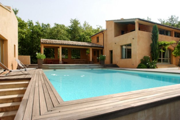 Photo n°24086 : location villa luxe, France, LUBAPT 107