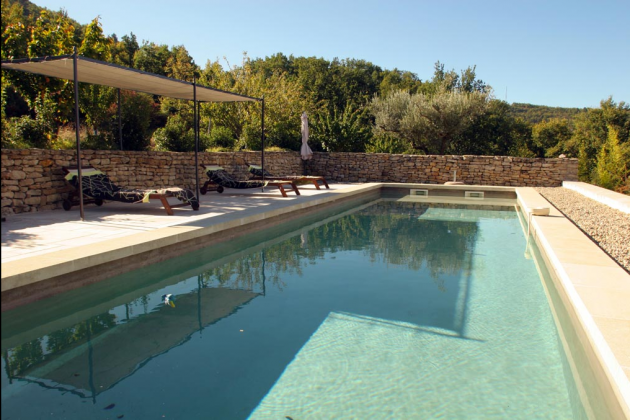 luxury villa rental, France, LUBAPT 023