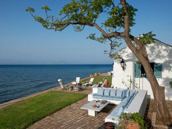 luxury villa rental, Greece, IONCOR 301