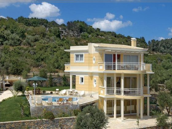 Photo n°56492 : location villa luxe, Grèce, CRERET 801A