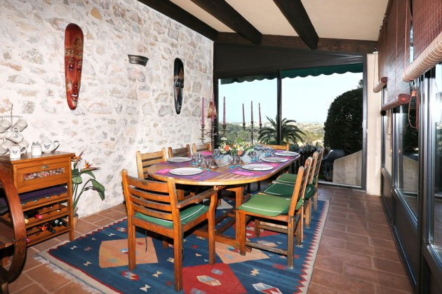 Photo n°61780 : luxury villa rental, France, ALPJUA 025