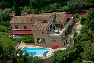 luxury villa rental, France, ALPCAN 507