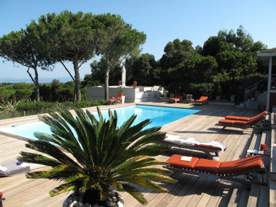 Photo n°58618 : luxury villa rental, France, CORSPE 007
