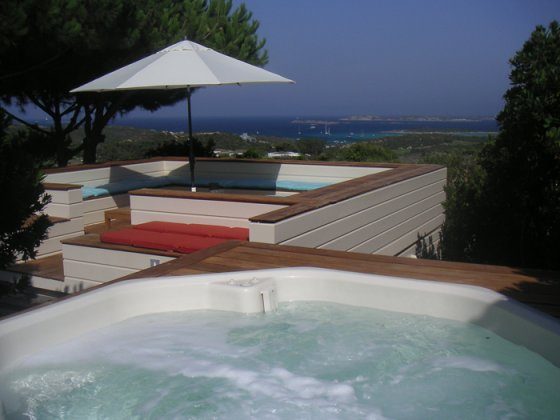 Photo n°58628 : luxury villa rental, France, CORSPE 007