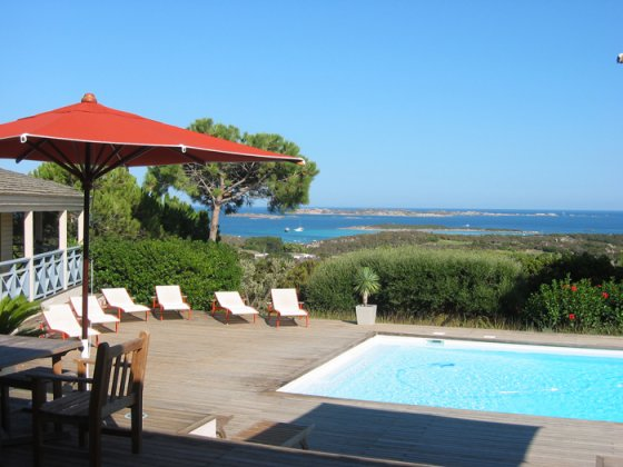 Photo n°58633 : luxury villa rental, France, CORSPE 007