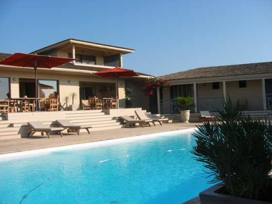 Photo n°58634 : luxury villa rental, France, CORSPE 007