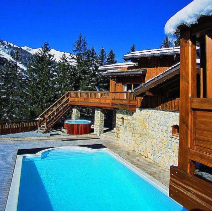 Photo n°47244 : location villa luxe, France, CHAMER 4101