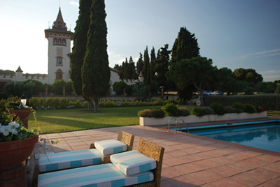 luxury villa rental, Spain, ESPCAT 2101