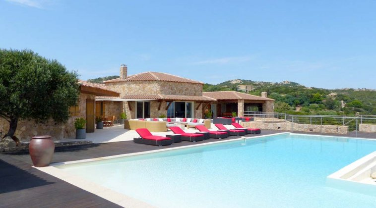 Photo n°79119 : location villa luxe, France, CORSPE 004