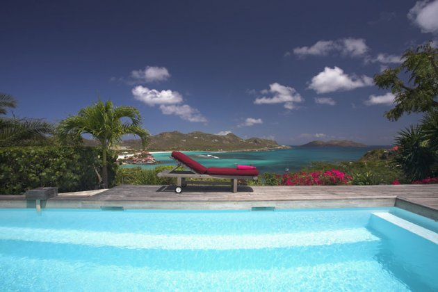 luxury villa rental, Caraibean and Americas, STBART 194