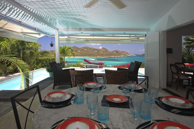 Photo n°46476 : luxury villa rental, Caraibean and Americas, STBART 194