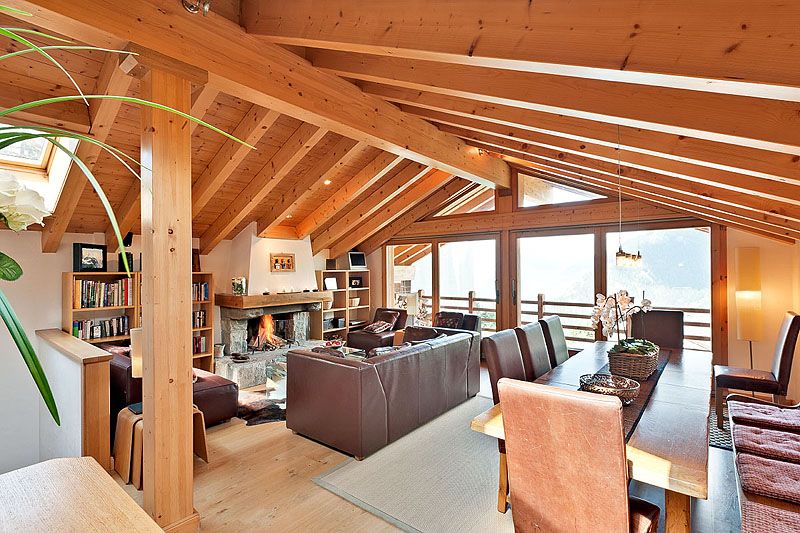 luxury villa rental, Switzerland, CHAVER 4604