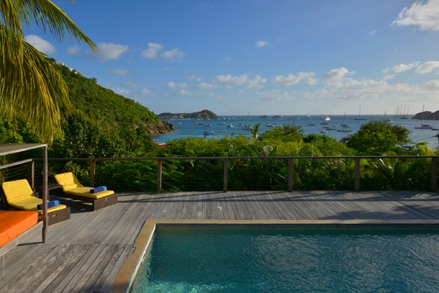 luxury villa rental, Caraibean and Americas, STBART 303