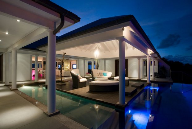 Photo n°35998 : luxury villa rental, Caraibean and Americas, STBART 307