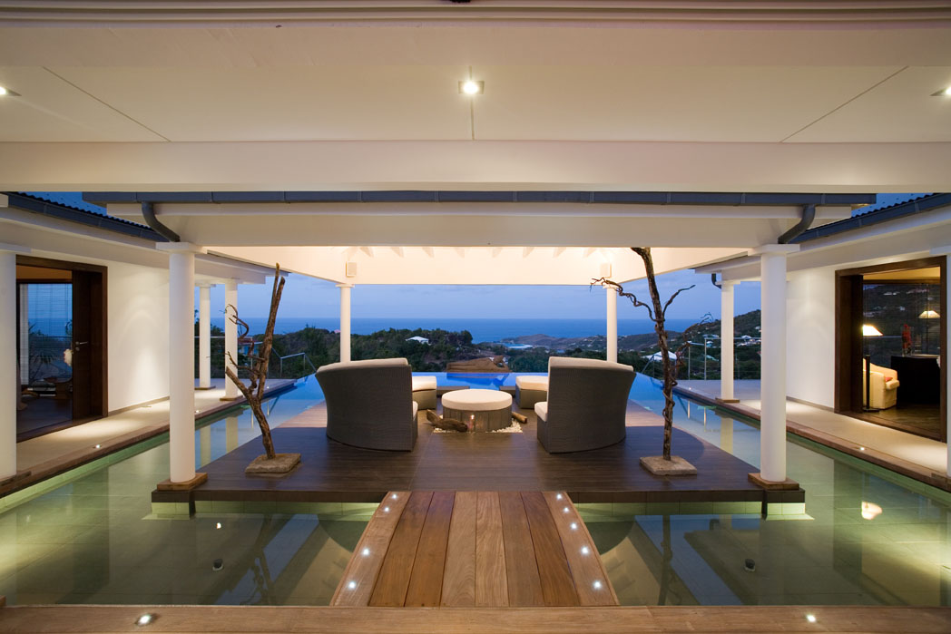 luxury villa rental, Caraibean and Americas, STBART 307