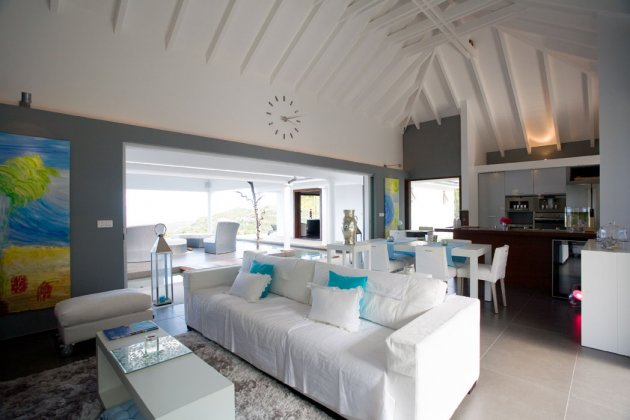 Photo n°36007 : luxury villa rental, Caraibean and Americas, STBART 307