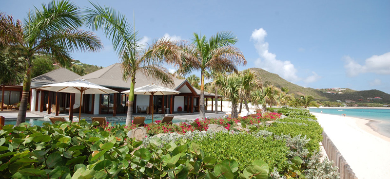 luxury villa rental, Caraibean and Americas, STBART 315