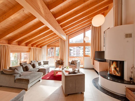 luxury villa rental, Switzerland, CHAZER 321