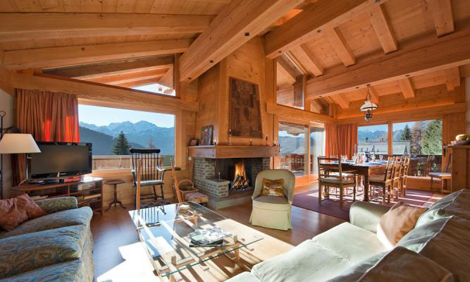luxury villa rental, Switzerland, CHAVER 2901