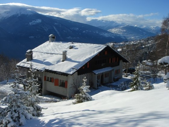 luxury villa rental, Switzerland, CHACRA 025