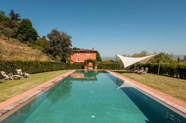 luxury villa rental, Italy, TOSLUC 1021