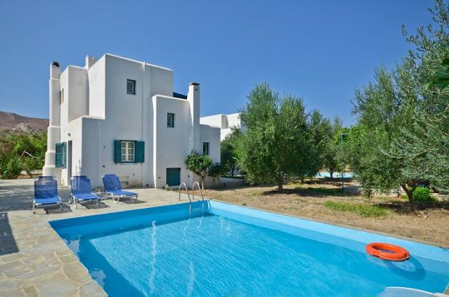 Photo n°99562 : luxury villa rental, Greece, CYCNAX 2901