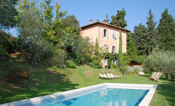 luxury villa rental, Italy, TOSLUC 1022
